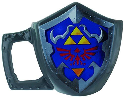 The Legend of Zelda Shield Becher Standard