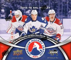 2015-16 AHL Upper Deck