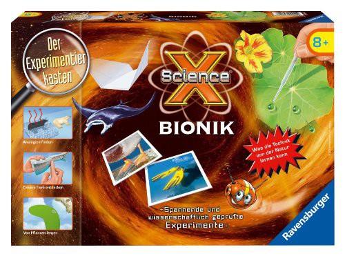 Ravensburger 18799 - ScienceX - Bionik - Experimente