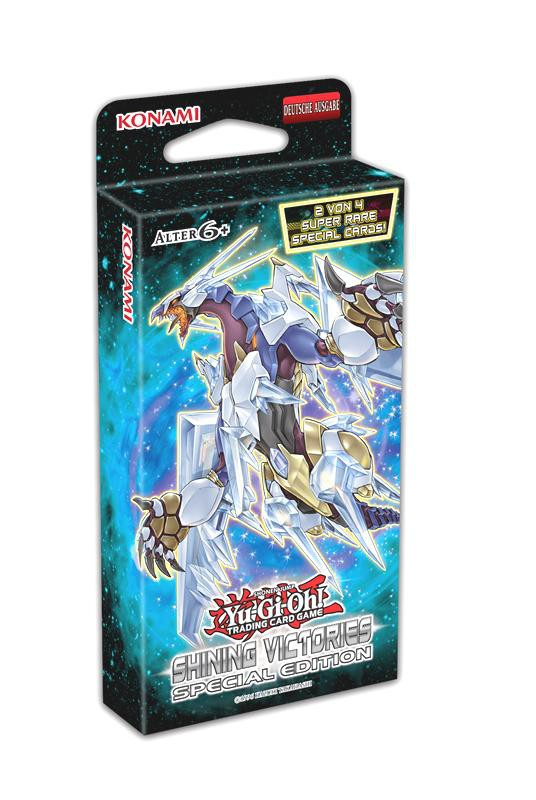 Yu-Gi-Oh! Shining Victories Special Edition