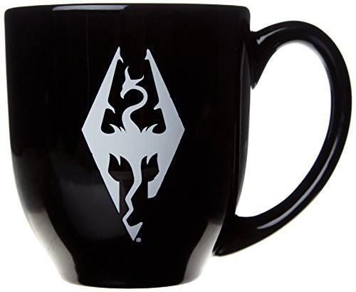 Skyrim Oversize Tasse Logo