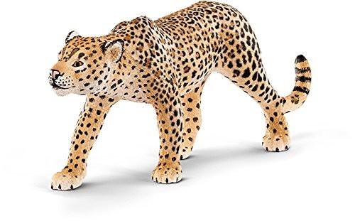 Schleich 14748 - Leopard, mehrfarbig