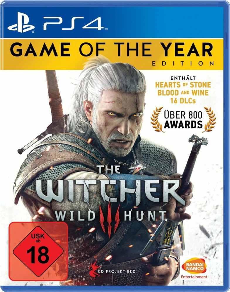 The Witcher 3 - Wilde Jagd (Game Of The Year Edition)
