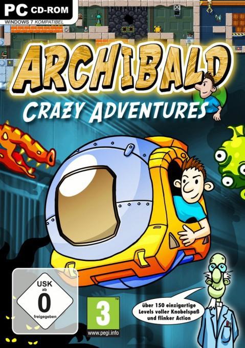 Archibald: Crazy Adventures (gebraucht)