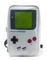 Nintendo Gameboy Mini Backpack mit Screenprint – Bild 1