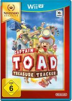 Captain Toad: Treasure Tracker Selects