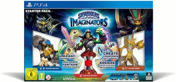 Skylanders: Imaginators Starter Pack inkl. 3 Figuren