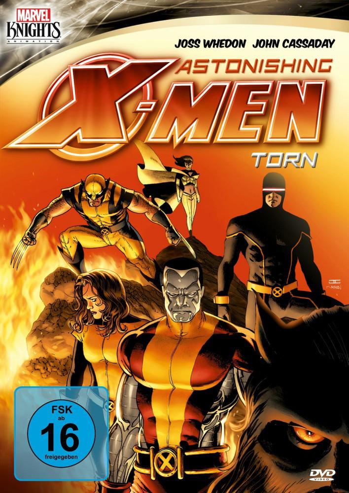 Marvel Knights - Astonishing X-Men: Torn (OmU)