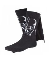 Star Wars Socken -39/42- Darth Vader mit Cape