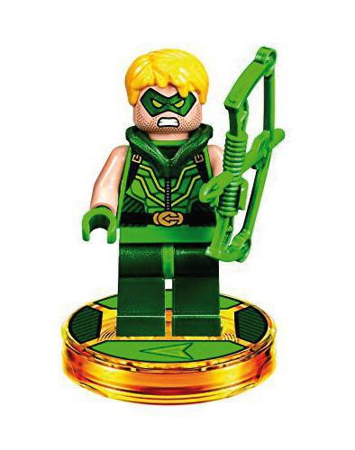 LEGO Dimensions EINZELFIGUR Green Arrow limited Edition (71342)