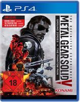 MGS 5 PS-4 Definitive Exp. Metal Gear Solid 5 + Ground Zeroes + DLC
