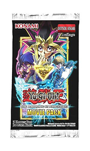 Yu-Gi-Oh! The Dark Side of Dimension Movie Pack 1 Booster