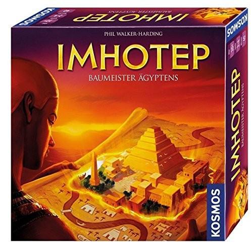 Imhotep - Baumeister Ägyptens – Bild 1