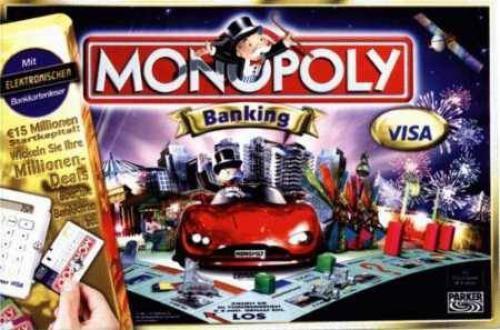 Monopoly (Spiel) Banking