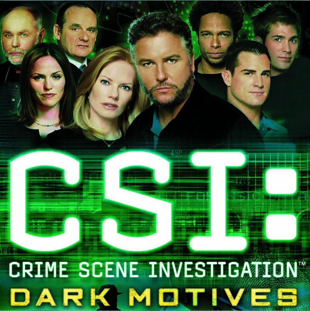 CSI - Crime Scene Investigation 2 - Dark Motives