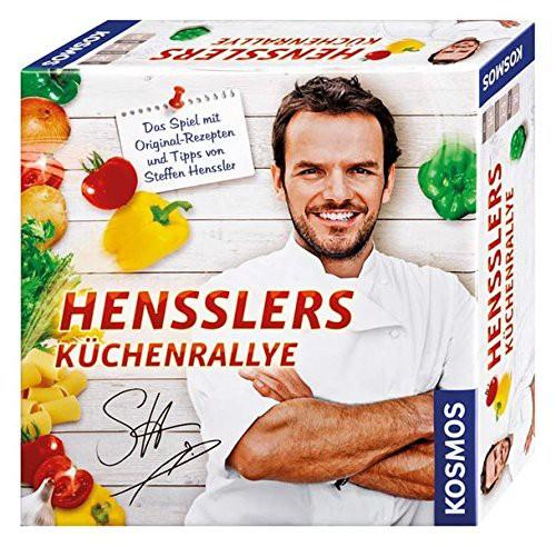Kosmos 692292 - Hensslers Küchenrallye