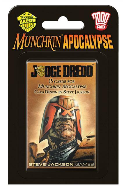 Munchkin Apokalypse Judge Dredd