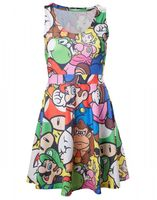 Nintendo - Mario and Friends Dress S