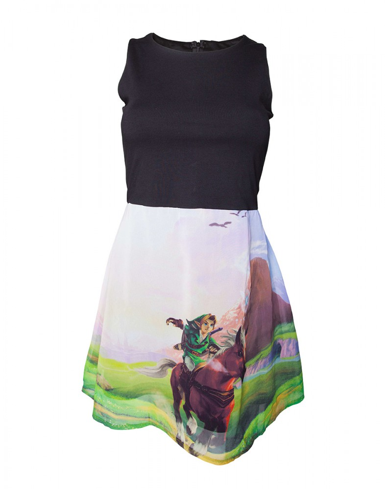 Legend Of Zelda - Ocarina Of Time - Kleid -S- – Bild 1