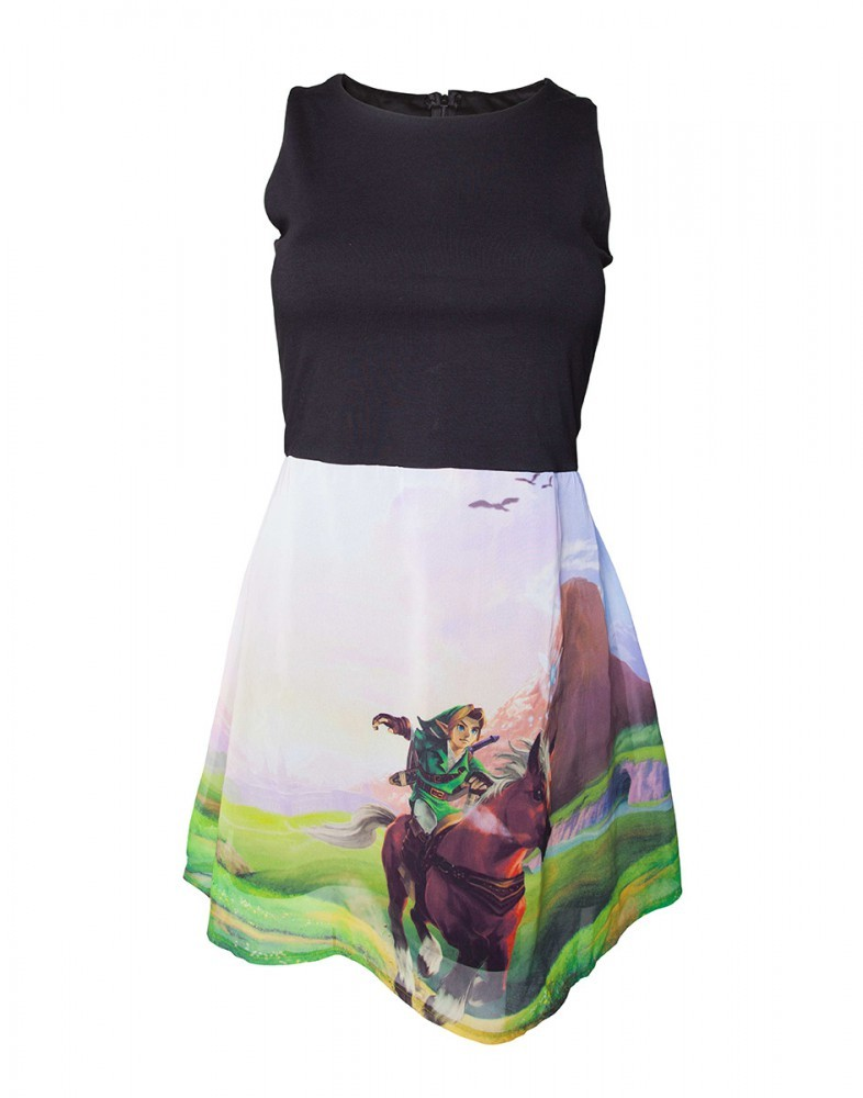 Legend Of Zelda - Ocarina Of Time - Kleid -M- – Bild 1