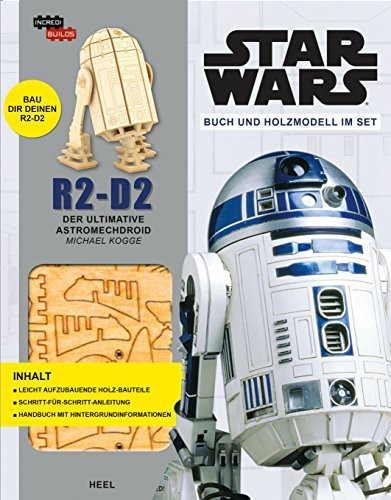 Incredibuilds: R2-D2: Der ultimative Astromechdroid (HC)