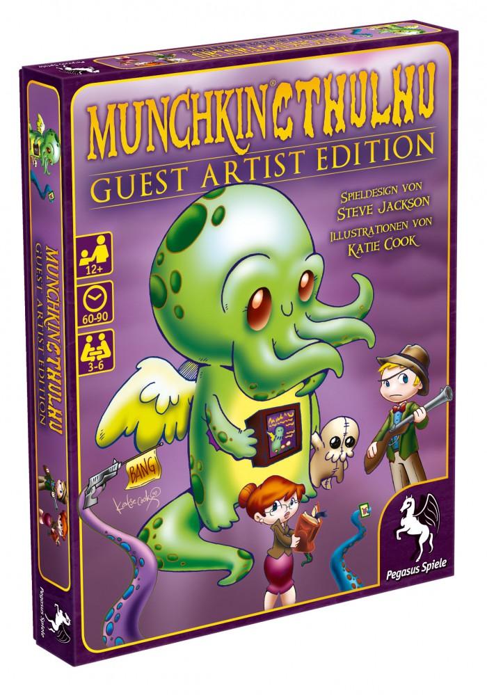 Munchkin Cthulhu Guest Artist Edition (Katie Cook-Versio – Bild 1