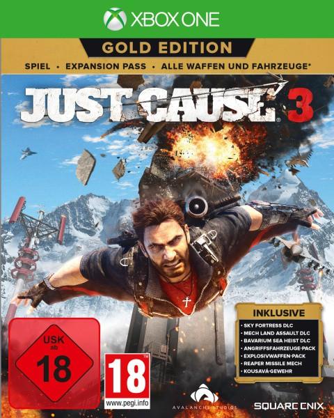 Just Cause 3 Gold Edition (XONE)