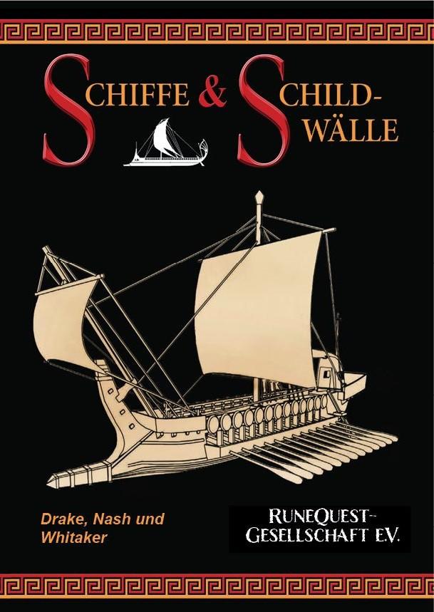 RuneQuest: Schiffe & Schildwälle