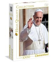 High Quality Collection - Papst Franziskus Puzzle