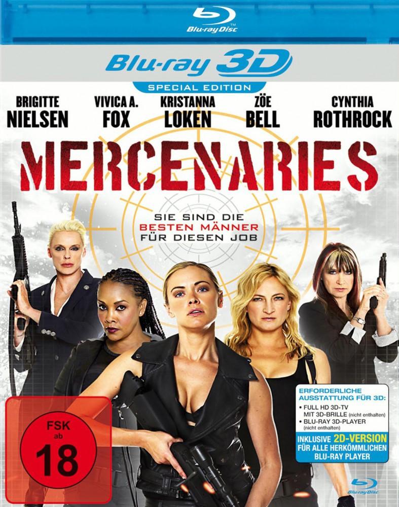 Mercenaries (Blu-ray 3D)