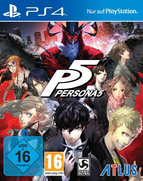 Persona 5 (PS4)