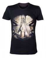 Assassin's Creed Syndicate - Crest British Flag T-Shirt S