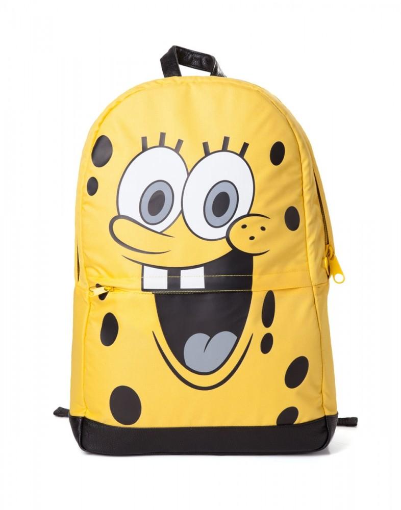 SpongeBob - Big Smile Backpack - Rucksack gelb/schwarz