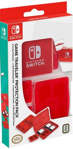 Switch Protection Pack NNS10 - Offiziell lizenziert rot