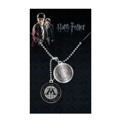 """DogTags - Harry Potter """"Ministry of Magic Pendant"""""""