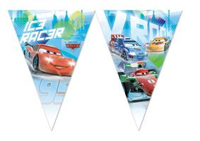 Cars Ice Triangle Flag Banner (9 flags)