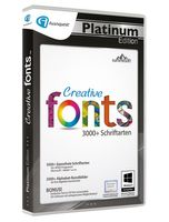 Creative Fonts 5 Avanquest Platinum Edition