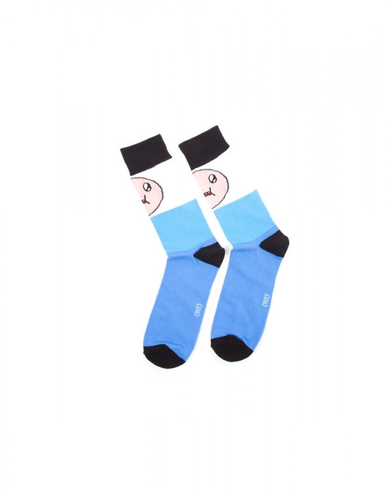 Adventure Time - Finn Crew Socks blau 43/46