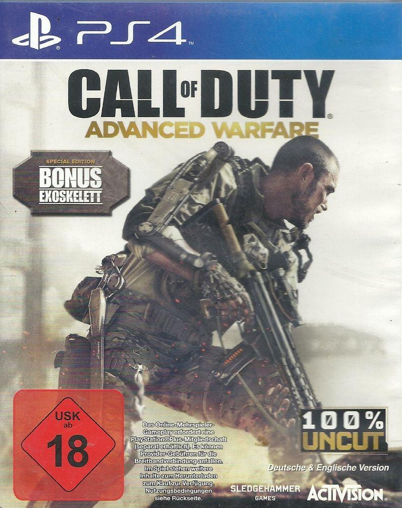 Call of Duty: Advanced Warfare (Special Edition)