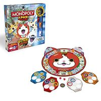 Hasbro Spiele - Monopoly Yo-kai Watch Junior