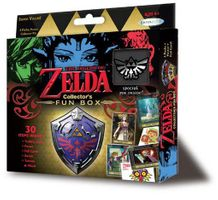 Legend of Zelda Trading Card Game: Collector's Fun Box
