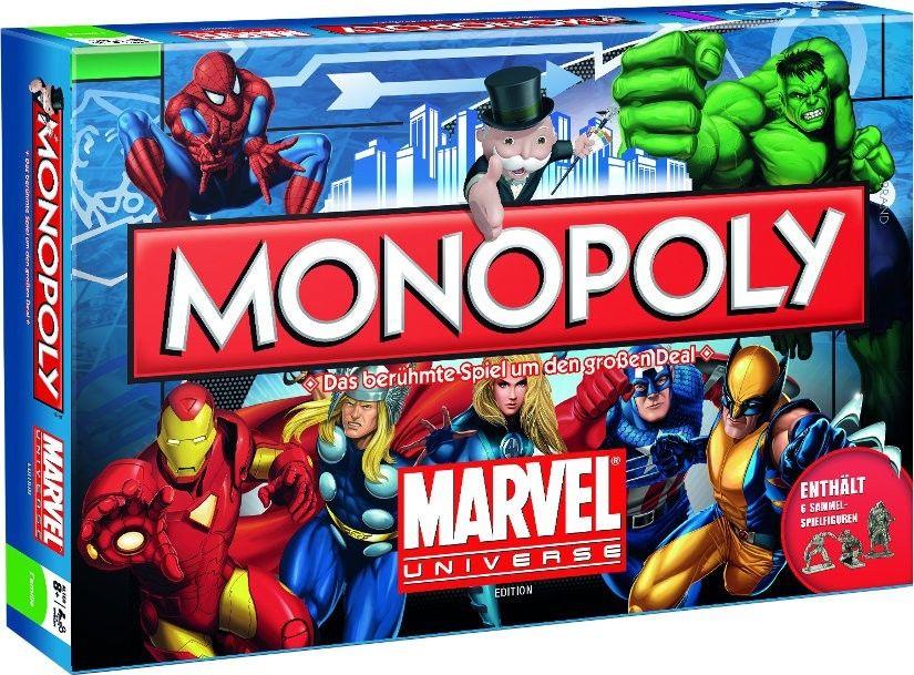 "Monopoly ""Marvel Universe"""