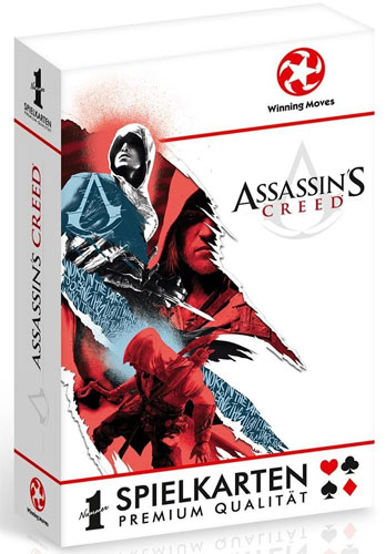 Playing Cards: Assassin´s Creed
