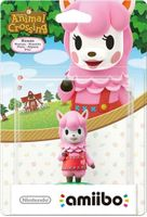 amiibo Animal Crossing Rosina Figur