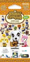amiibo Karten 3 Stück Animal Crossing Happy Home Designer Vol. 2