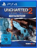 Uncharted 2 PS-4 HD Remastered Among Thieves