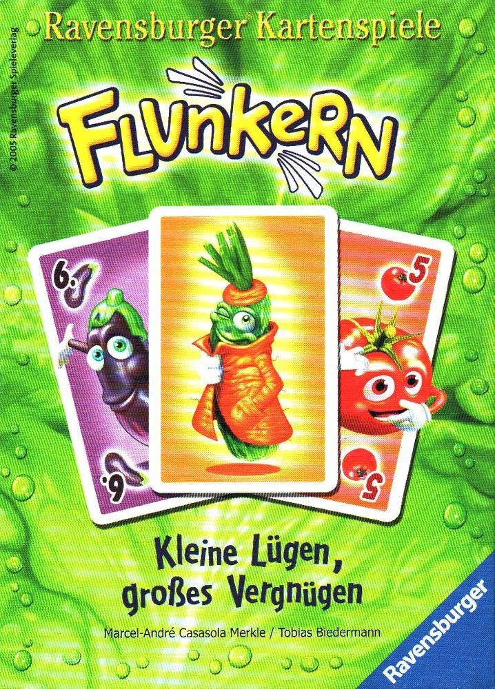 Ravensburger 27156 - Flunkern