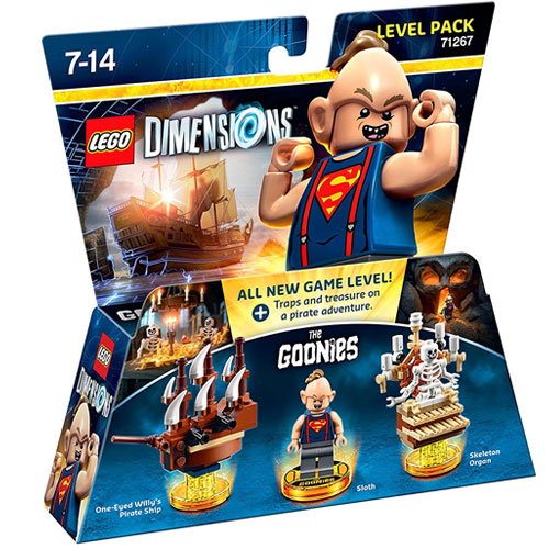 LEGO Dimensions Goonies Level Pack