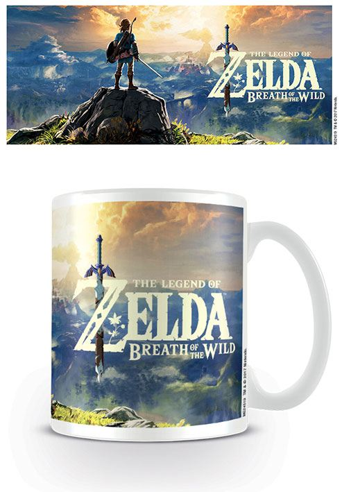Legend of Zelda Breath of the Wild Tasse Sunset