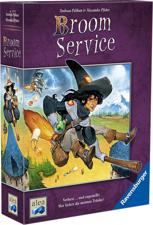 Ravensburger - Broom Service